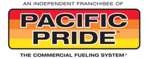 An Independent Franchisee of Pacific Pride, the Commercial Fueling System.